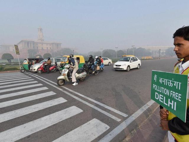 Residents of Delhi were on Monday pleasantly surprised to see the usual choke-points in the city mostly free of heavy traffic on the third day of the odd-even scheme.