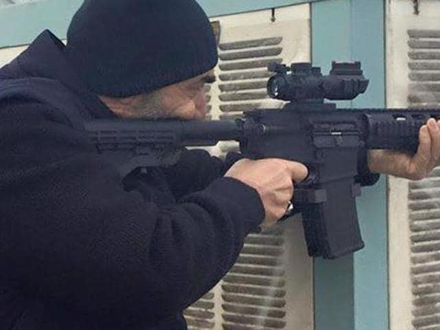 Ata Mohammad Noor, governor of Afghanistan's Balkh province wielded gun to protect the Indian consulate in Mazar-i-Sharif when it was attacked by militants.