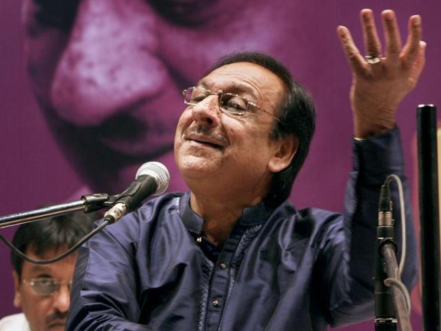 Pakistani Ghazal singer Ghulam Ali was to perform in Mumbai and Pune in October 2015 but had to cancel his shows under threat from Shiv Sena.