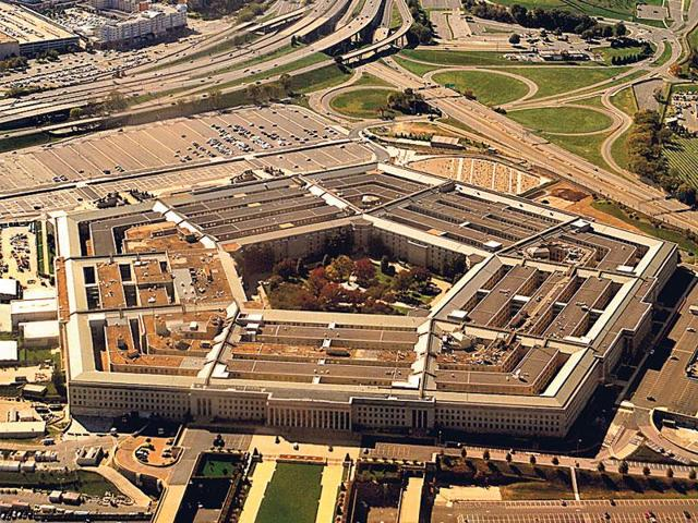 The Pentagon has released a statement saying that RUssia has no reason to consider the US a threat to its national security after Vladimir Putin named it along with NATO in Russia's new national security dossier.