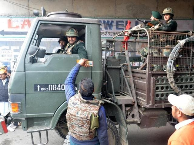 Pathankot attack,NSG,JeM