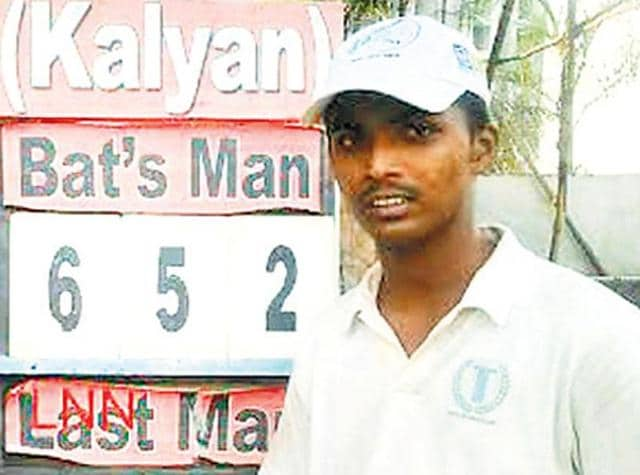 Pranav brought up the knock in just 199 balls during an under16 inter-school match at Union Cricket Academy ground in Kalyan.