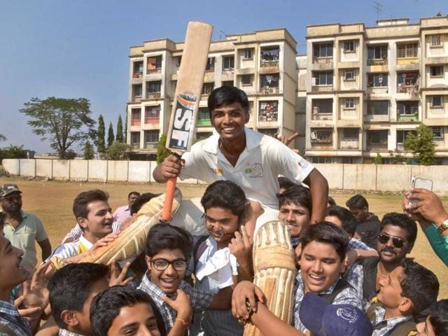 1,009 not out: Mumbai schoolboy shows his appetite, on and off the pitch