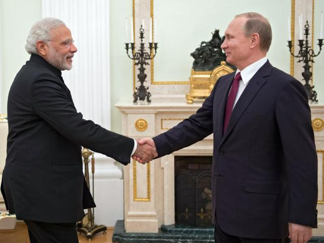 India-Russia ties,Narendra Modi,Modi in Russia