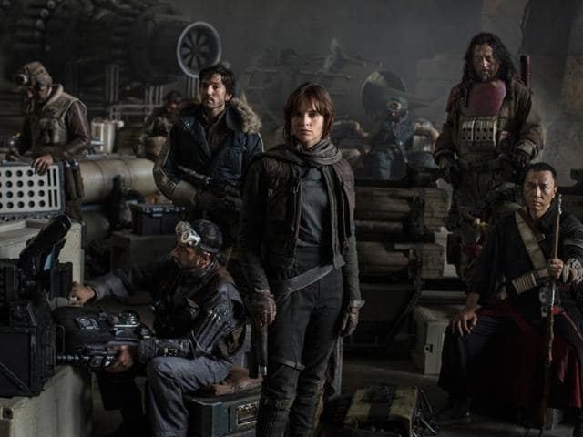 Star Wars,Rogue One,Rogue One A Star Wars Story
