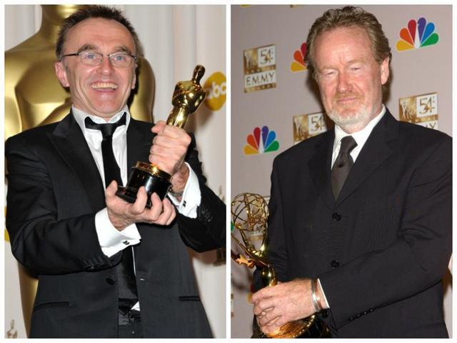 Danny Boyle,Ridley Scott,Oscars