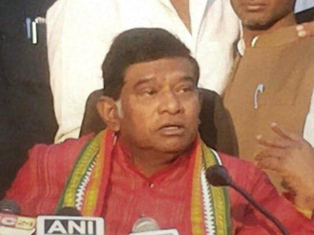 The Congress' Chhattisgarh unit also recommended to the All India Congress Committee that Ajit Jogi be suspended for six years over the controversy.