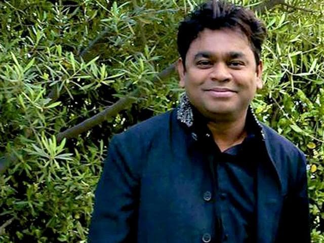 Musician AR Rahman celebrates his 49th birthday on Wednesday. We bring a playlist for the occasion.(Yogen Shah)