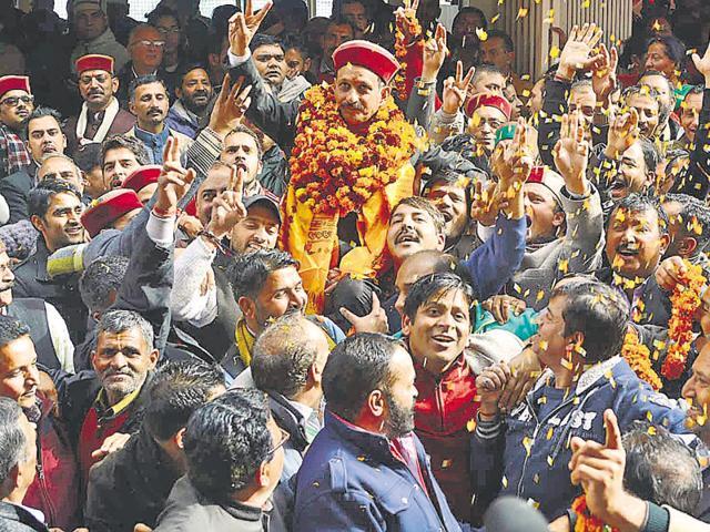 Satpal Singh Satti,Himachal Pradesh,BJP
