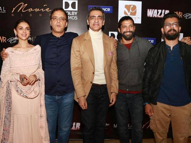 Wazir,Amitabh Bachchan,Wazir Disability Rights Group