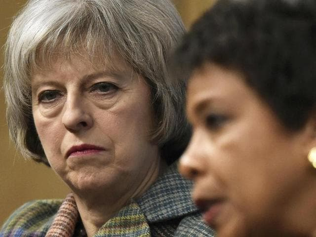 Detailing legislative and executive action in view of the IS threat, May said in 2014, she had removed 24 passports from people intending to travel for terrorism-related activity.