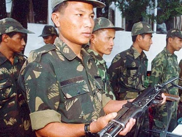 Naga rebel factions,Naga drug addicts,Naga extortion Arunachal Pradesh