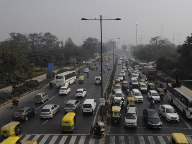 "The car rationing measure was being enforced for a period of 15 days to enable the Delhi government to collect ""sufficient data"", state transport minister Gopal Rai  said."
