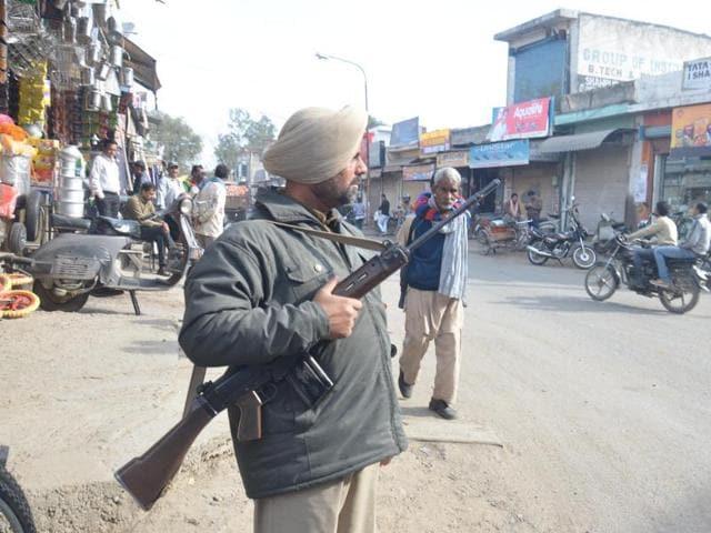 Indian Air ForecemNational Investigation Agency,Punjab police,ex-IAF man