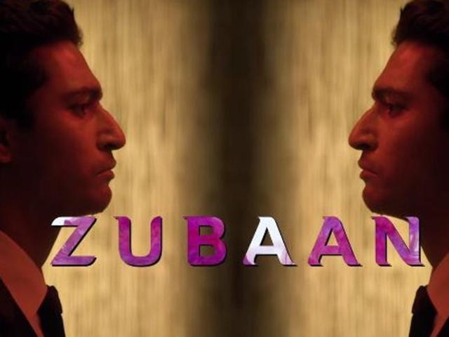 Vicky Kaushal stars opposite Sarah Jane Dias in  Mozez Singh's Zubaan.