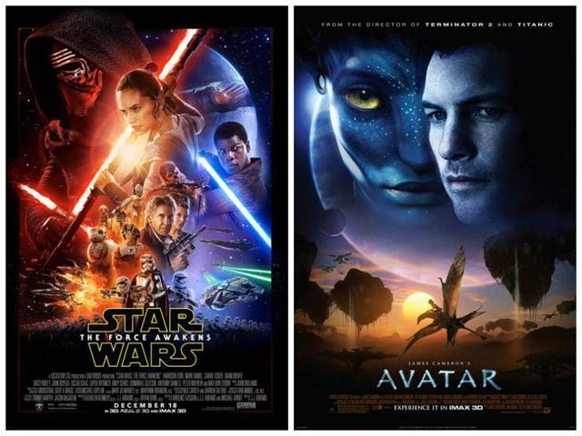 Will The Force Awakens overtake Avatar at the worldwide BO?