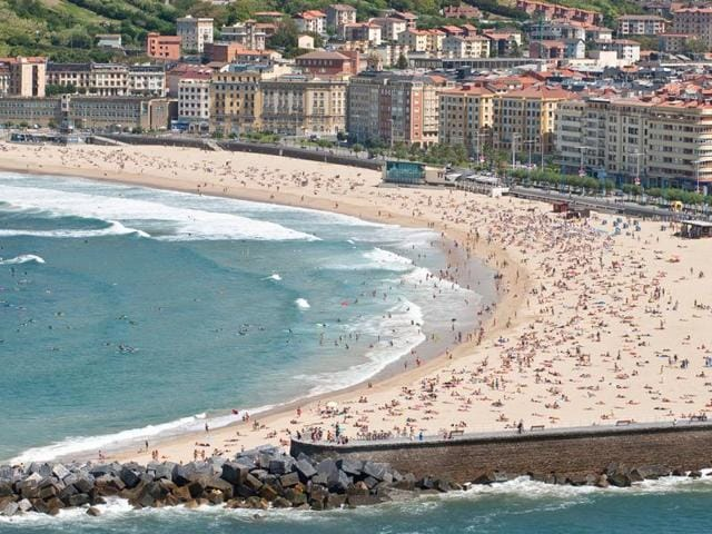 There's never been a better time to discover or rediscover this seaside city with one of the most stunning bays in the Iberian Peninsula.(Shutterstock)