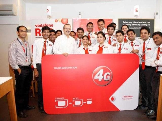 Vodafone's 4G to hit Mumbai by March