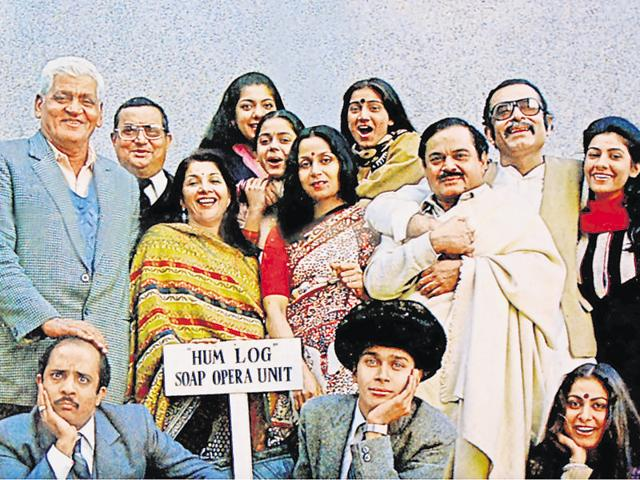 Actors Rajesh Puri and Abhinav Chaturvedi recall working on India's first soap opera, Hum Log, an iconic show of the '80s.
