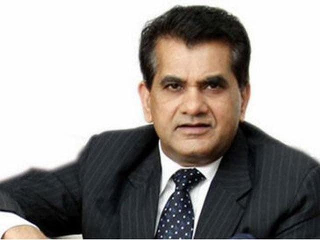 DIPP Secretary Amitabh Kant appointed Niti Aayog CEO