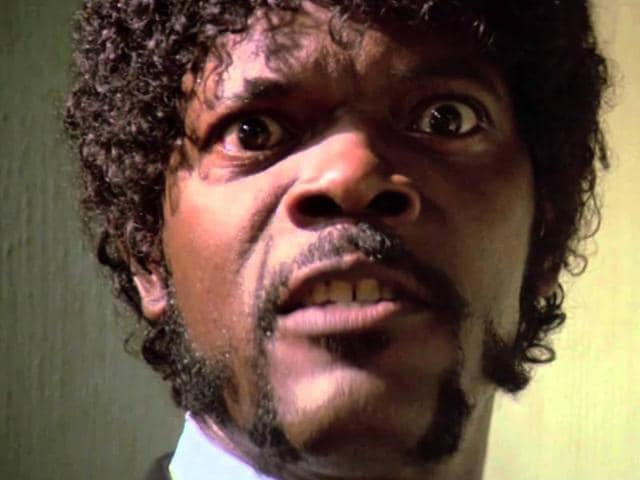 Say what one more time. I dare you m*********r. I double dare you.