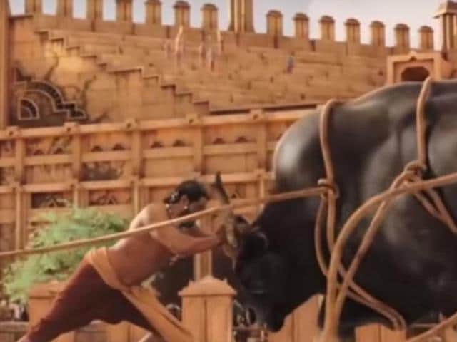 The VFX for the bull fight sequence was done by Malaysia-based Tau Films.