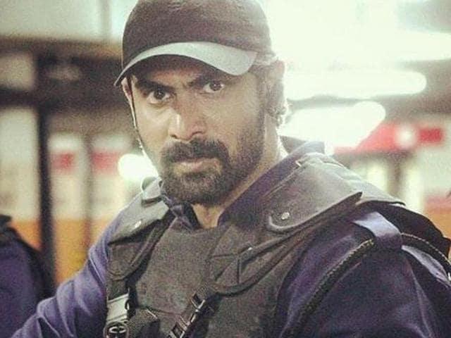 Rana Daggubati was seen in Baahubali as Bhallaladeva and in Baby as a special forces commando.