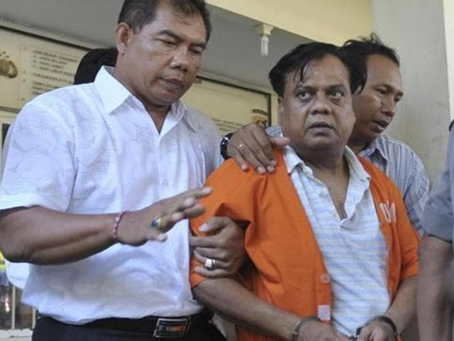 J Dey murder case,Chhota Rajan,Underworld don