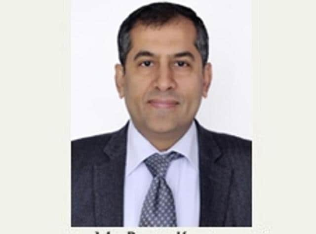 Kapoor joined the Indian Foreign Service in 1990. In his diplomatic career of two decades, he has served in different capacities in the Indian Missions in Moscow, Kyiv, London and Geneva apart from serving in the Ministry of External Affairs and the Prime Ministers Office in New Delhi