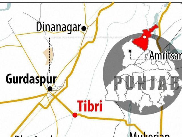 Gurdaspur,Tibri,Pathankot