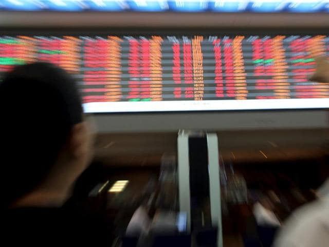 China,Stock market,Yuan