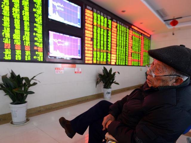 China,stock market,trading
