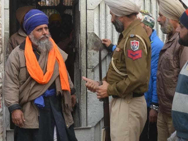 Hardeep's name was on the list of Sikh prisoners that the Surat Singh Sangharsh Committee had submitted to the state government, seeking their immediate release.