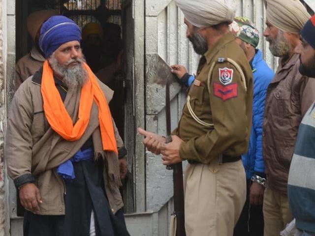 Sikh prisoner,Hardeep Singh,Tarn Taran