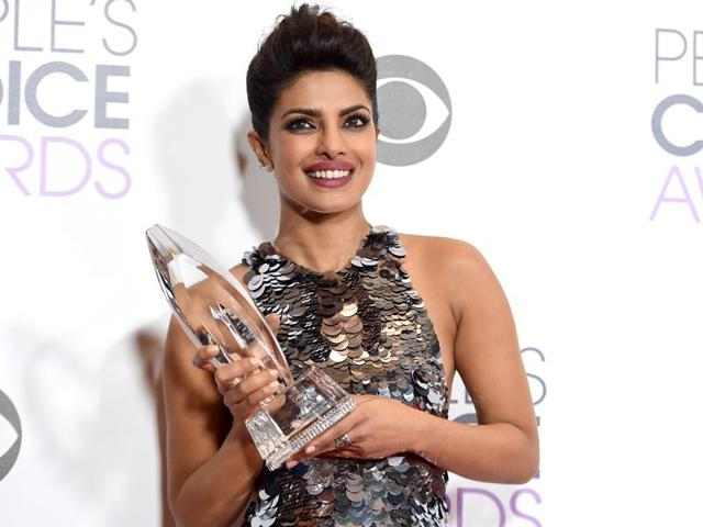 People's Choice Awards,Priyanka Chopra,Quantico