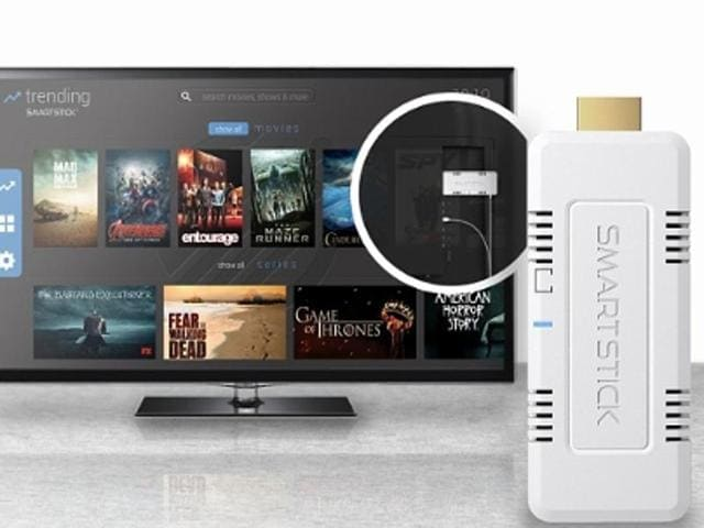 Favi Entertainment has released its new SmartStick Media Center at CES, the Consumer Electronics Show in Las Vegas. It offers full Android support and claims to offer more streaming apps and channels than any other streaming device available