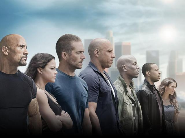A still from fast and Furious 7. The next part of the franchise will shoot in Cuba.(Universal)