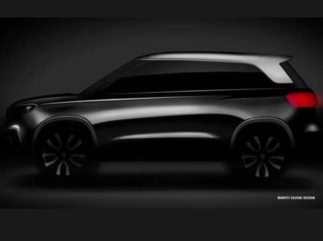 Maruti has tried to revive the crossover badge with Vitara Brezza. The stance and the curves look aggressive and dynamic