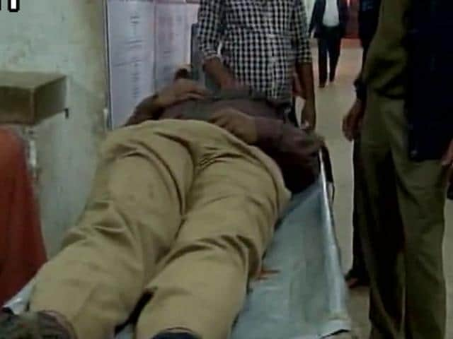 Cop on duty shot dead by miscreants in Midnapore