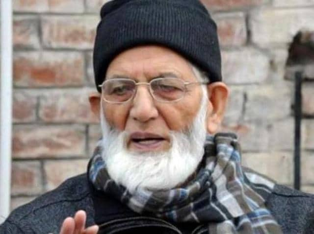 Militant outfit,Syed Ali Geelani,Mufti Mohammad Sayeed death