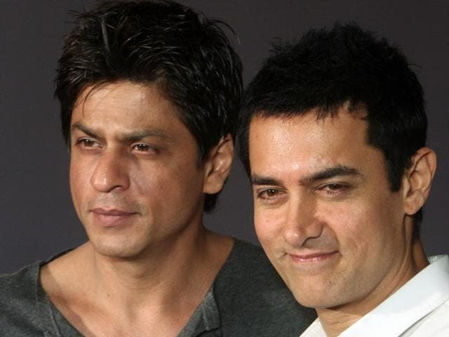 Shah Rukh Khan and Aamir Khan's security cover has been trimmed by police.
