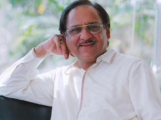 Pakistani artiste Ghulam Ali is a ghazal singer of the Patiala gharana.