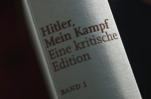 Adolf Hitler,Mein Kampf,Germany