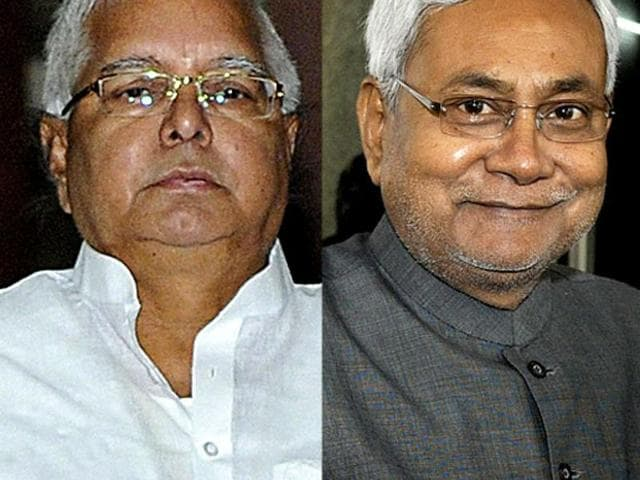 Bihar chief minister Nitish Kumar and his ally Lalu Prasad Yadav voiced different opinions on PM Modi's visit to Lahore and the subsequent terror attack in Pathankot.