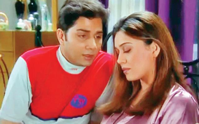Astitva Ek Prem Kahaani,Hasratein,Ajai Sinha