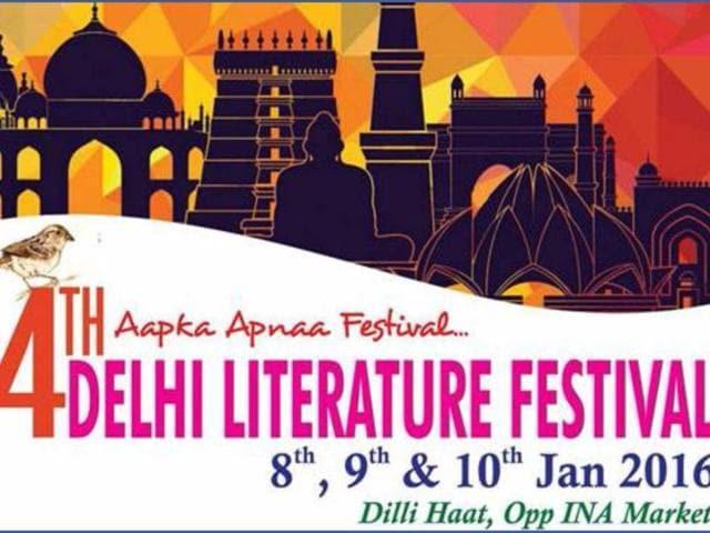 Delhi Lit Fest 2016,Delhi Literature Festival,Sudheendra Kulkarni
