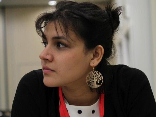 Meham,Anuradha Beniwal,World Book Fair