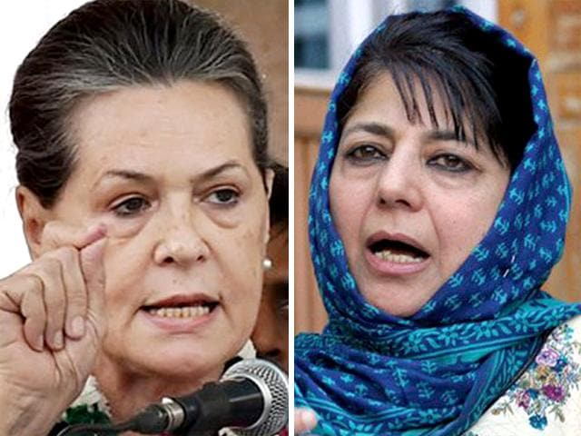 Sonia Gandhi's planned visit to Kashmir is being termed as a personal one.