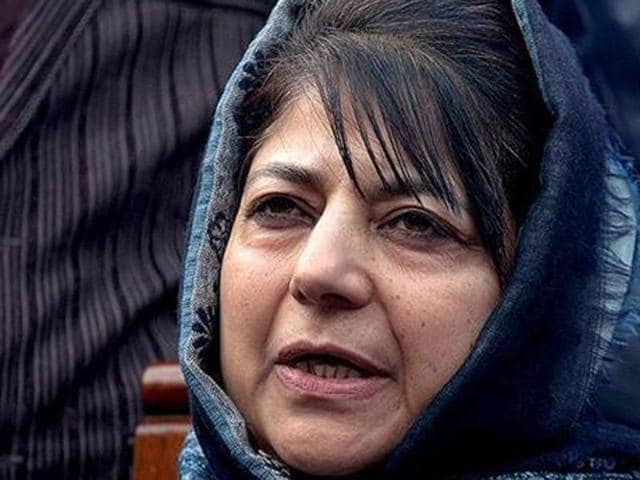 BJP,PDP,Mufti Mohammad Sayeed