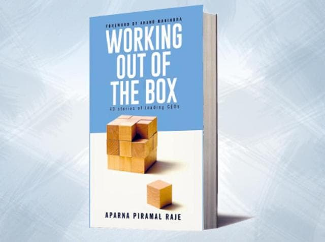 Book Review,Aparna Piramal Raje,Working Out Of The Box